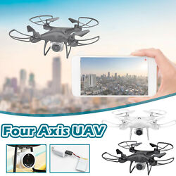 69601 Remote Control Drone Transmission Aerial Photography 4 Axis Quadrocopter $37.19