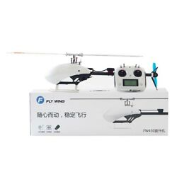 RTF RC Helicopter ready to fly 6CH FBL 3D GPS Altitude Hold One key Return NEW $790.00