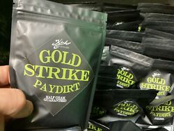 Half Gram of Gold Guaranteed Gold Strike Paydirt by KleshGuitars on YouTube $63.00