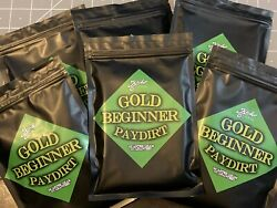 1 4 Gram of Gold Guaranteed Gold Beginner Paydirt by KleshGuitars on YouTube $43.00