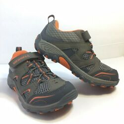 Merrell Boys Hiking Shoes Trail Chaser Kids $34.99