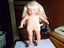Mattel Sister of Barbie Cuddly Soft Body 16quot; Kelly Doll 2000 $10.00