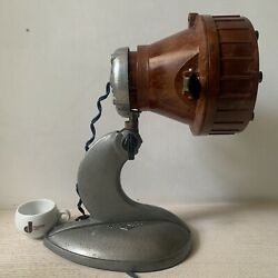 Vintage Table Scissor Lamp from 60s E14 Steampunk Industrial $66.00