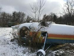 Brantly Helicopter Fuselage $9500.00