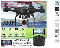 RC Drone FPV RC Quadcopter Drone with Camera RC Helicopter Drones with HD WIFI C $29.99