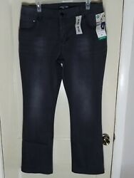 Womens Lee#x27;s Rider Bootcut Bounce Back Denim NWT $13.95