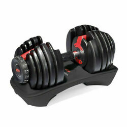 Bowflex SelectTech 552 Adjustable Single Dumbbell 100748 Same Day Ship $320.00