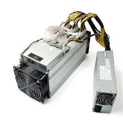 Antminer S9 13.5TH with APW3 PSU $69.95