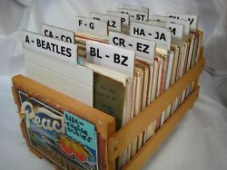 45 rpm vinyl records NM OLDIES amp; PROMOS 50s 60s YOU SELECT CLEANED amp; PLAYS $5.99