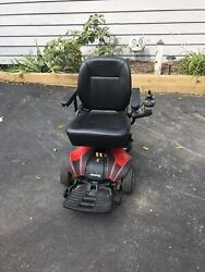 JAZZY SELECT ELITE POWER WHEELCHAIR WITH NEW BATTERIES $560.00