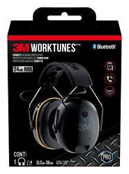 3M WorkTunes Connect Hearing Protection Headphones Noise Cancellation Bluetooth $57.92
