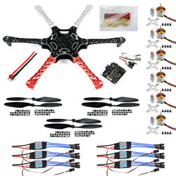 JMT HexaCopter ARF F550 Flame Wheel Kit KK Multicopter ESC Motor Props $106.81