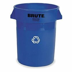Rubbermaid Commercial BRUTE Heavy Duty Round Recycling Composting Bin 20 Gall... $108.72