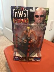 RARE BLACK OUTFIT SCOTT STEINER Ring Fighters ACTION FIGURE 1999 NWO $55.00