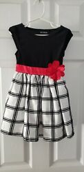 George 4T Christmas Holiday Formal Girls#x27; Dress $7.25
