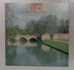 〇Cd 4 London Demonstrations 4Ch Lp Novelty High Sound Quality Disc Nas 507 $157.90