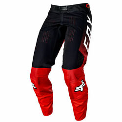 Fox 360 Voke Pants 34 Fluorescent Red $179.95