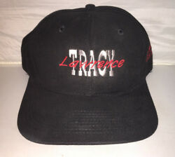Vtg Tracy Lawrence Strapback hat cap rare adjustable Country music 90s nwot $19.99