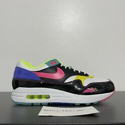 Nike Air Max 1 quot;Water Sportsquot; 2020 Hyper Pink Yellow Black CZ7920 001 Size 9 $144.90