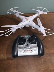 Syma X5C DRONE With 2g Card And Battery And Remote Control $19.99