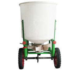 Tow Behind ATV Tractor Broadcast Spreader Seeder Fertilizer Lawn Gargen $395.00