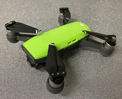 DJI Spark Meadow Green Great Condition $229.00