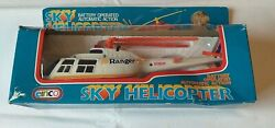 RARE EINCO SKY HELICOPTER BOXED GBP 9.00