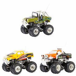 RC Mini Off Road Truck Scale 1:43 Remote Control High Speed Toy Gift Ages 8 $25.99