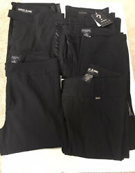 GUESS JEANS LOT 5 Pairs Black Stretch Jeans variety Women's Sz 30 $39.99