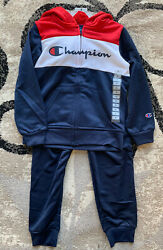 Toddler Boys Champion Two Piece Jumpsuit Size 5T NWT $49.99
