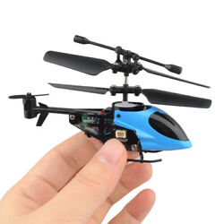 Micro Drone Mini Nano Remote Control RC Helicopter Toys for Kids Gift New $16.49
