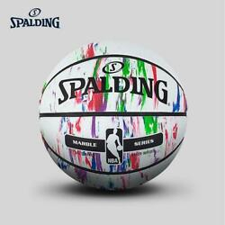 SPALDING ORIGINAL NBA MARBLE SERIES MULTI COLOR OUTDOOR BASKETBALL $89.52