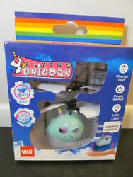 Yay Flying Unicorn Indoor Helicopter for Ages 14 $8.95