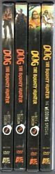 Dog The Bounty Hunter The Best of Seasons 1 2 3 amp; Wedding Special 4 DVD Set $20.99