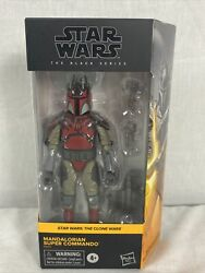 "Star Wars Black Series Mandalorian Super Commando 6"" Walmart Exclusive 2020 $64.99"