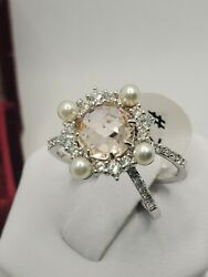PARIS Collection The Margeaux Ring Bomb Party Size 7 RBP2659 New w tag amp; bag box $34.95