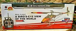 WLToys V913 Large 27 inch 2.4G 4CH RC Helicopter 4 Channel RC Remote Control $69.99
