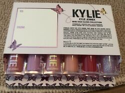 Kylie Cosmetics x Stormi Collection Mini High Gloss Set Sold Out RARE New In Box $54.99
