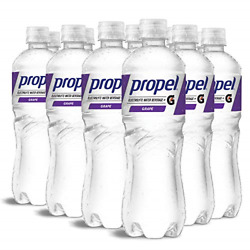 Propel Grape Zero Calorie Water Beverage with Electrolytes amp; Vitamins Camp;E... $15.21