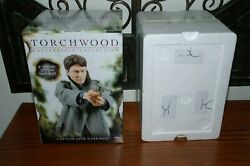 Doctor Who Torchwood 8#x27;#x27; Jack Harkness Maxi Bust Figure Titan New Sealed $79.99