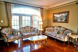 Vintage Living Room Furniture Set 6 Pc Ex Local Pickup Only in Maryland $2750.00