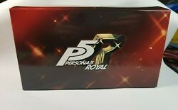 Persona 5 Royal Phantom Thieves Edition Joker Mask with stand in box $75.00