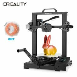 Creality CR 6 SE 3D Printer Resume Meanwell Power Modular Nozzle Filament Gift $379.00