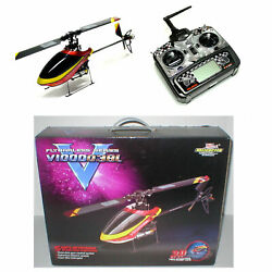 Walkera RC V100D03BL 2.4GHz Flybarless Electric Helicopter WK 2603 Transmitter $99.99