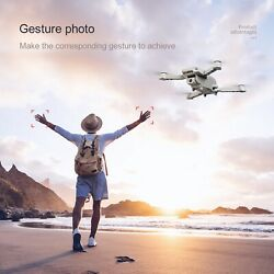 KK5 FPV Foldable Drone with Camera 5G Streamer Positioning Smart Follow Mode $42.83