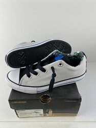 Converse Chuck Taylor All Star Boys Low Top Sneakers Size 3 New $29.99