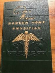 The New Modern Home Physician 1949 $15.00