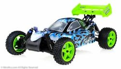 1 10 Scale 2.4Ghz Exceed RC Electric SunFire RTR Off Road Buggy BRUSHED Black $169.95