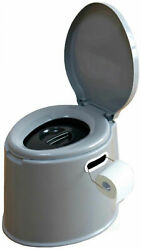 Portable Travel Toilet Camping Hiking Non Electric Waterless Composting Commode $58.85
