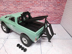 Theme Bed Wrecker C 10 Model 1 24 scale SCX24 3d printed RC prop Kit USA $19.95